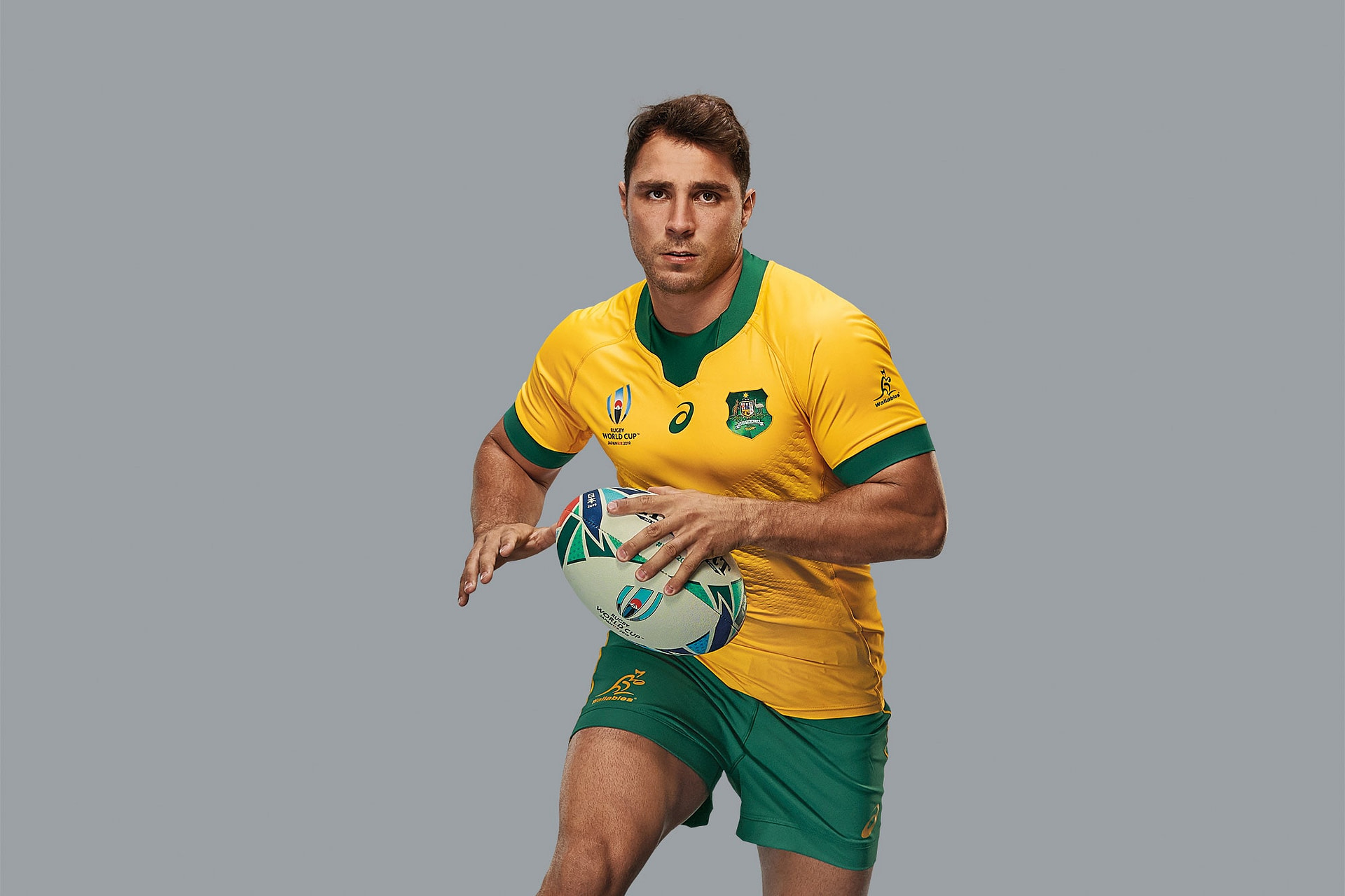 rugby world cup print campaign portrait photography