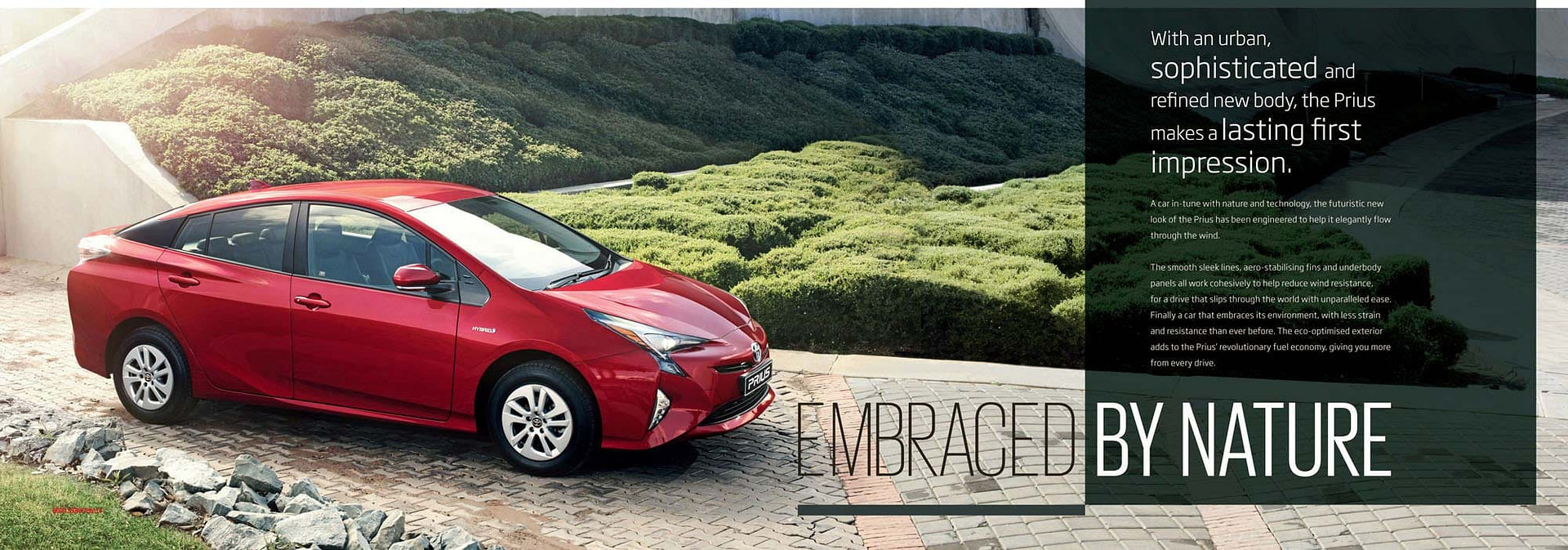 Toyota Prius Editorial Automotive Photography campaign shot for m&c saatchi and able south africa