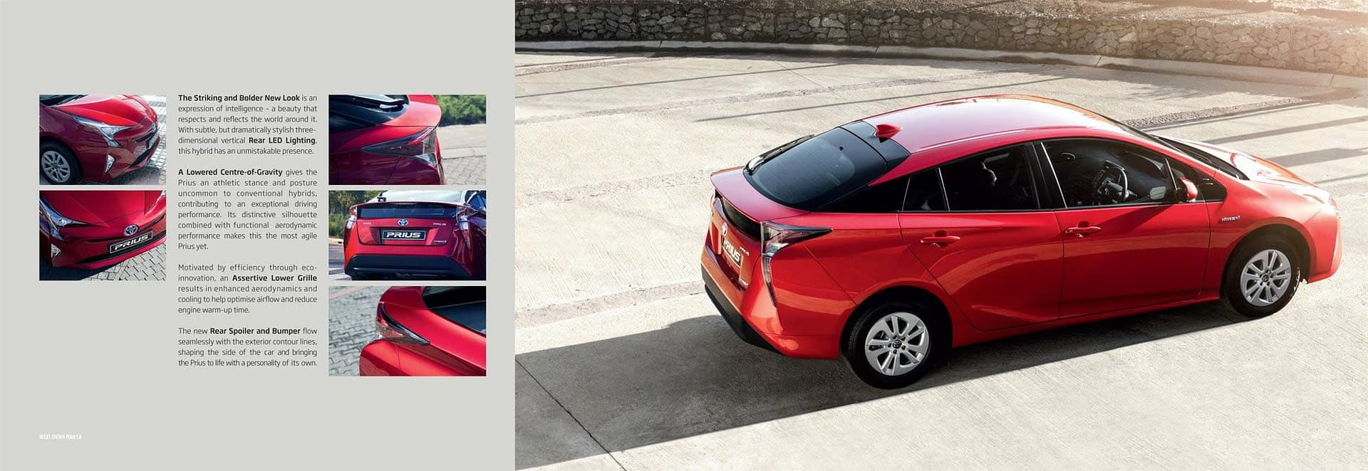 all new toyota prius photographed on location at the Soweto theatre using natural lighting